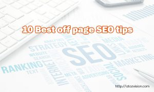 10 Best off page SEO tips
