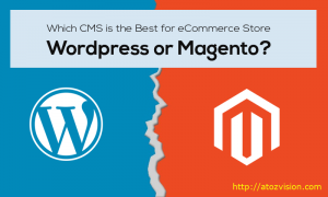 Which CMS is the Best for eCommerce Store - WordPress or Magento?