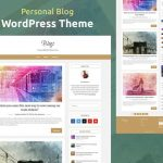 Blogz – Personal Blog WordPress Theme