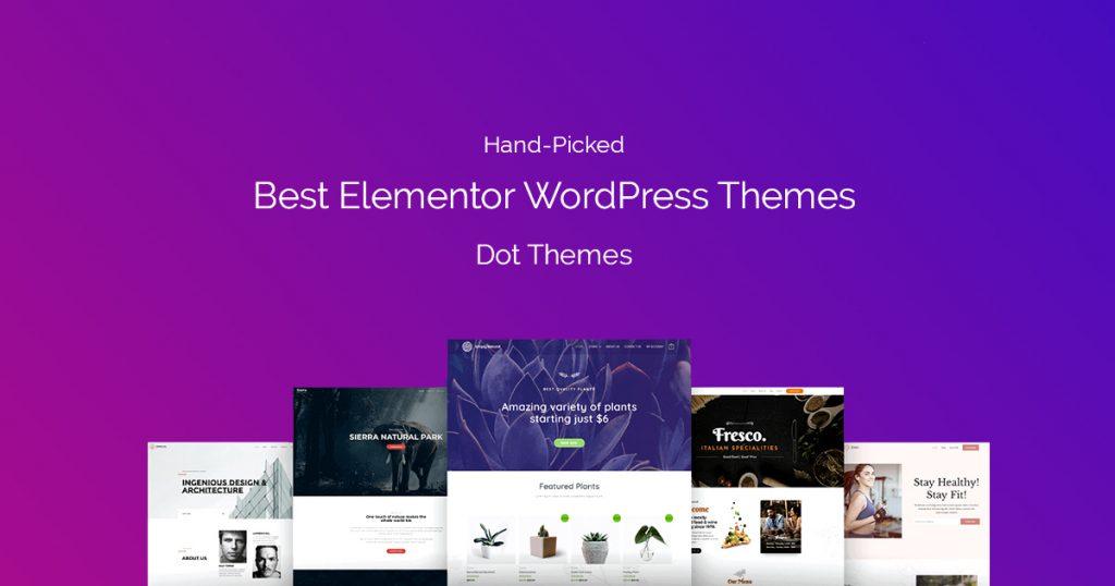 Best Elementor WordPress Themes
