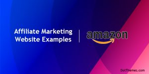 Amazon affiliate marketing website examples