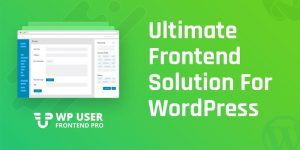 WordPress Frontend Plugin