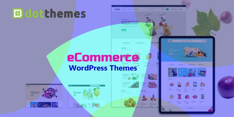 ecommerce wordpress theme banner