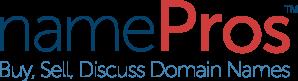 namepros logo domain marketplace forum
